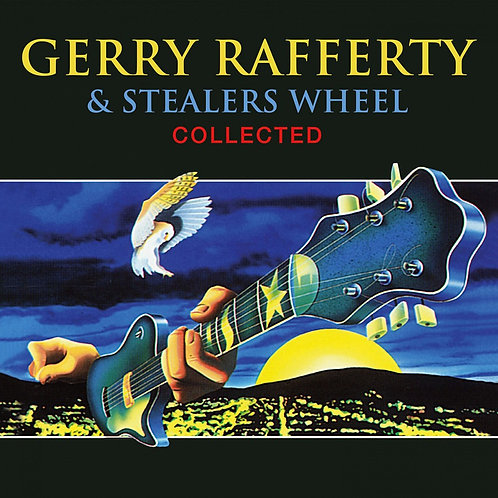 Gerry Rafferty and Stealers Wheel | Collected | Yellow 2LP