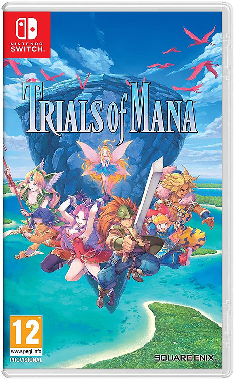 Trials Of Mana | Nintendo Switch