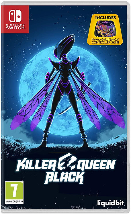 Killer Queen Black | Switch