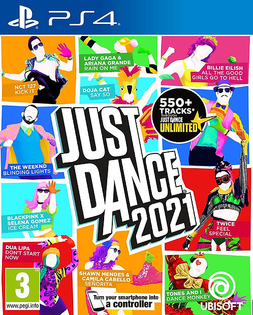 Just Dance 2021 | PS4