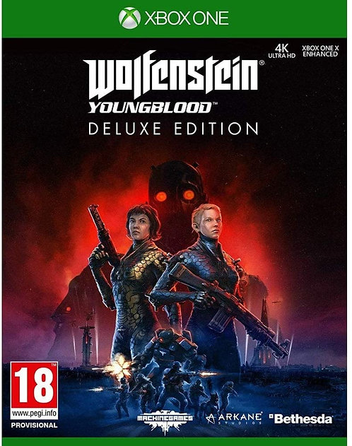 Wolfenstein: Youngblood (Deluxe Edition) | Xbox One