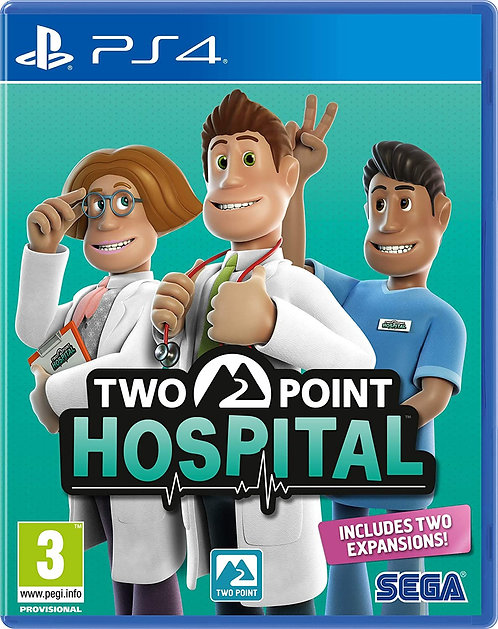 Two Point Hospital | PS4