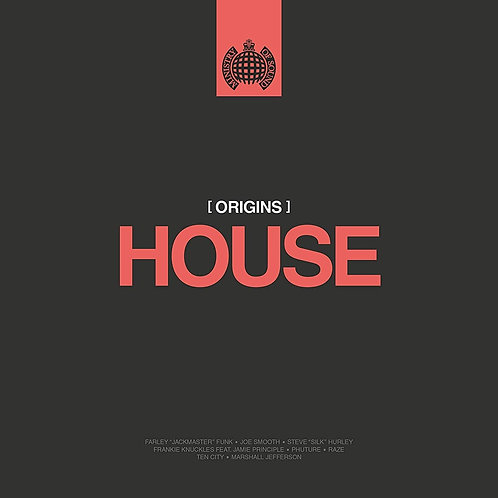 Various Artists | Ministry Of Sound: Origins Of House | 2LP