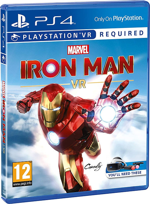 Iron Man VR | PS4