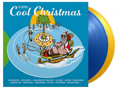 Various Artists | A Very Cool Christmas | Transparent Coloured 2LP