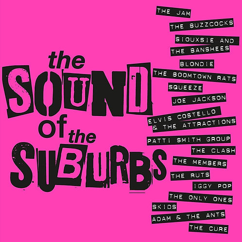 The Sound Of The Suburbs   Various Artists   Vinyl