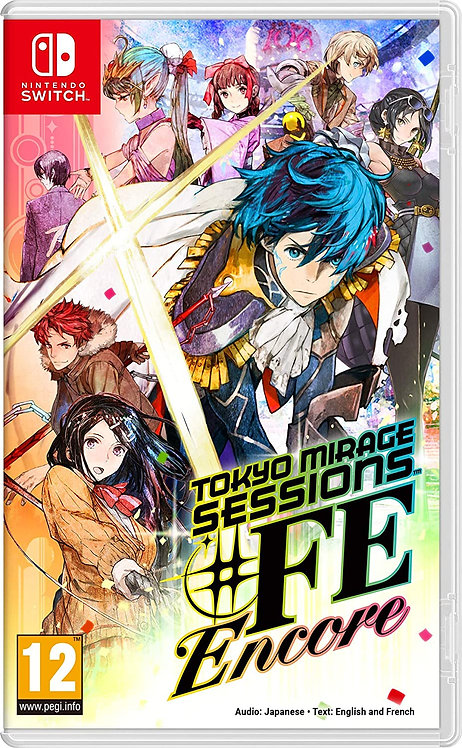 Tokyo Mirage Sessions: FE Encore | Switch