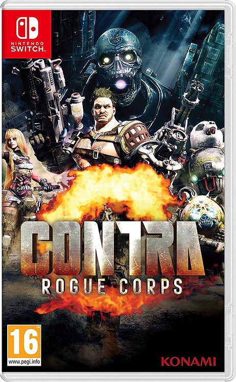 Contra: Rogue Corps | Switch