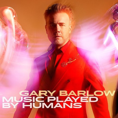 Gary Barlow | Music Played By Humans | Red Vinyl