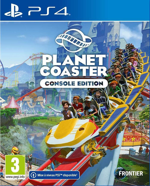 Planet Coaster: Console Edition | PS4