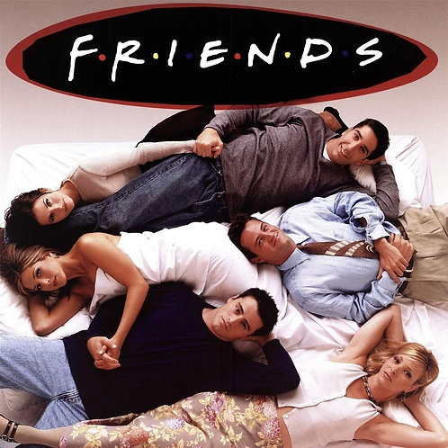 Various Artists | Friends Soundtrack | OST Pink 2LP | NAD 2020
