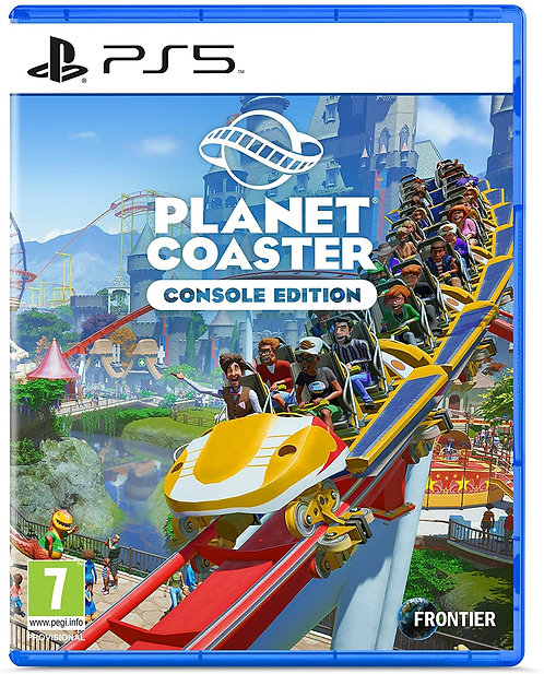 Planet Coaster: Console Edition | PS5