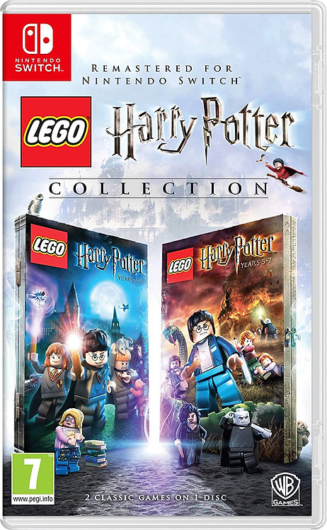 Lego Harry Potter Collection | Switch