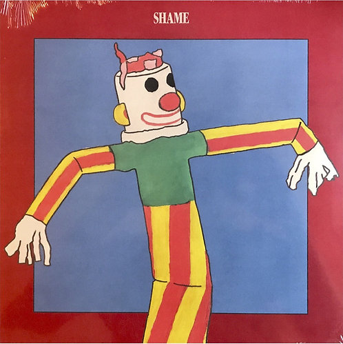 Shame | All The Hits | Opaque Red Vinyl