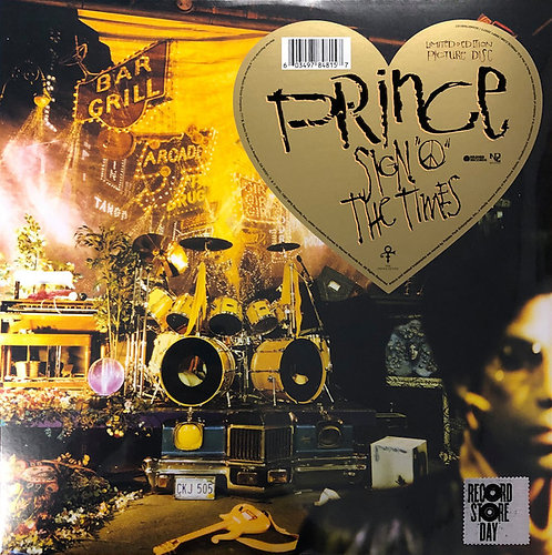 Prince | Sign O The Times | Pic Disc (RSD2020)