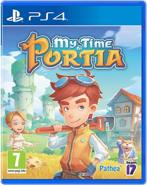 My Time At Portia | PS4