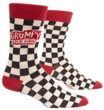 Grumpy Old Man | Men's Socks