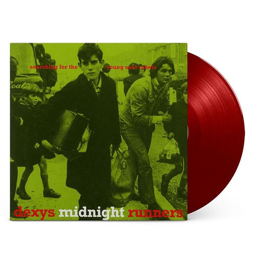 Dexy's Midnight Runners | Searching For The Soul Rebels | Red LP | NAD20