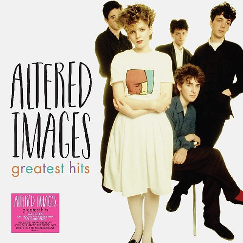 Altered Images | Greatest Hits | Pink Vinyl