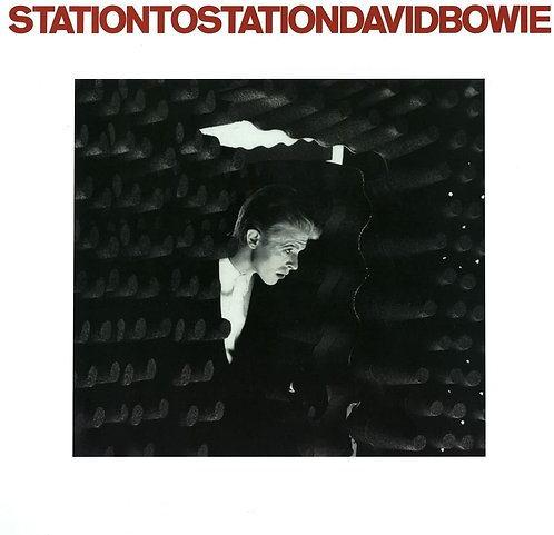 David Bowie | Station To Station | 45th Anniversary | Random Red/White LP