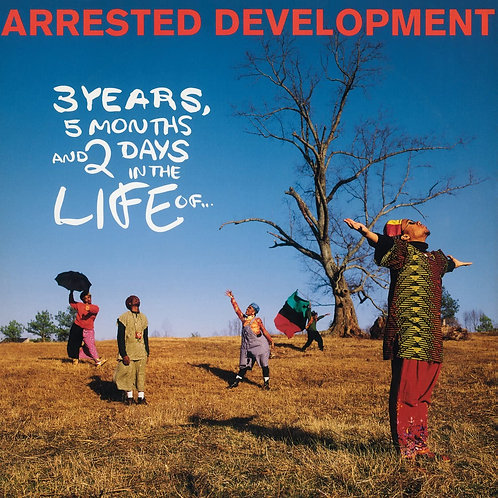 Arrested Development | 3 Years, 5 Months And 2 Days In The Life Of...