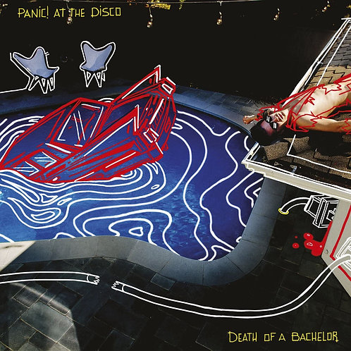 Panic! At The Disco | Death of A Bachelor
