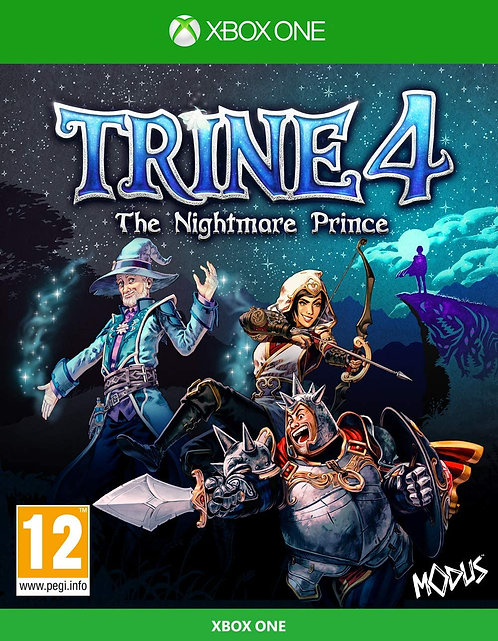 Trine 4: The Nightmare Prince | Xbox One