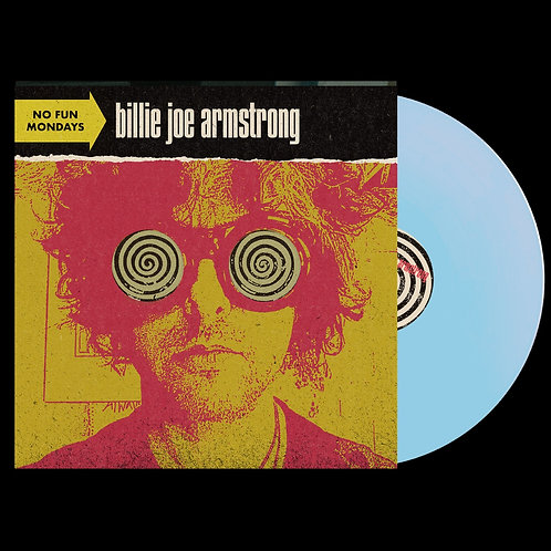 Billie Joe Armstrong | No Fun Mondays | Baby Blue LP