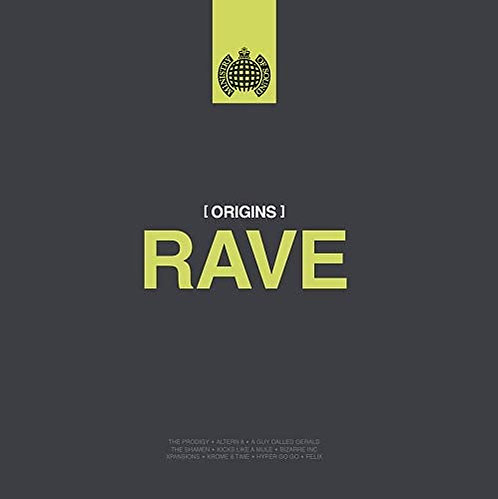 Various Artists | Ministry Of Sound: Origins of Rave | 2LP