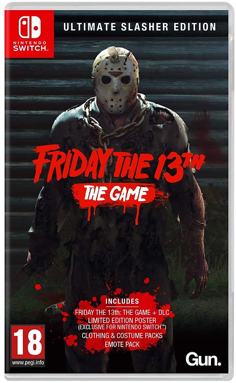 Friday The 13th: Ultimate Slasher Edition | Switch
