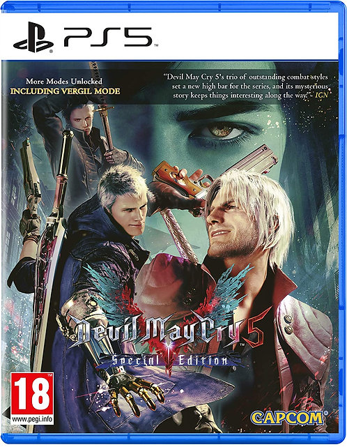 Devil May Cry 5: Special Edition | PS5
