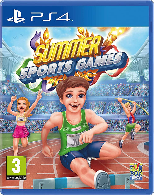 Summer Sports Games | Playstation 4