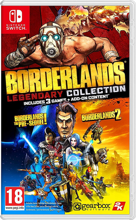 Borderlands Legendary Collection | Switch