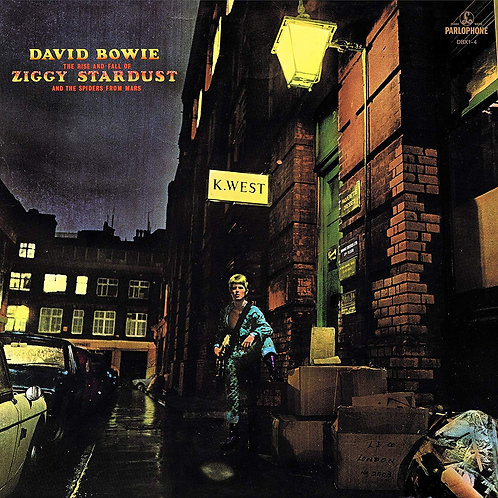 David Bowie | The Rise And Fall Of Ziggy Stardust And The Spiders From Mars