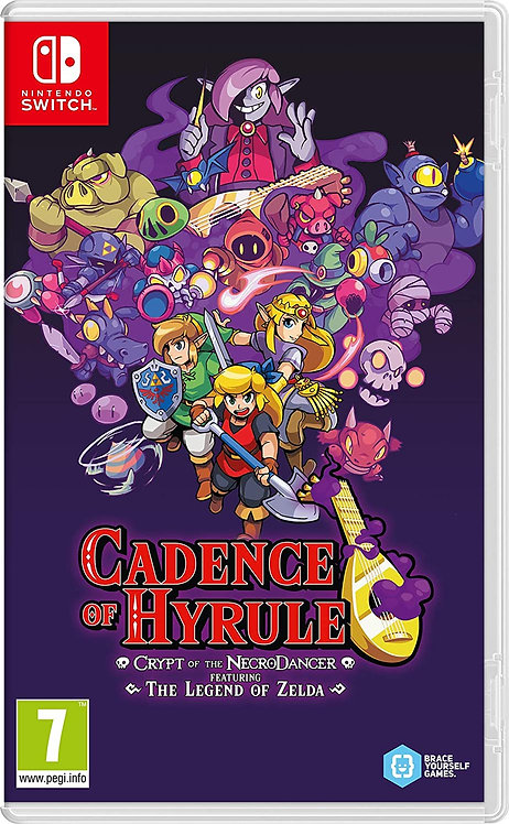 Cadence of Hyrule – Crypt of the NecroDancer | Switch
