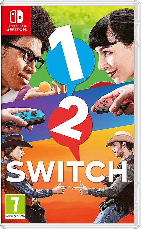 1-2-Switch | Nintendo Switch