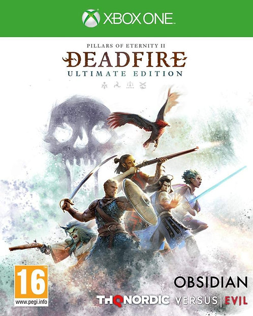 Pillars of Eternity 2: Deadfire (Ultimate Edition) | Xbox One