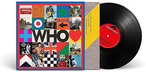 The Who | WHO | Vinyl