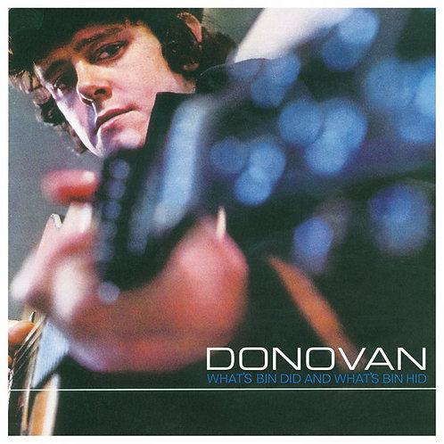 Donovan | What's Bin Did & What's Bin Hid | Blue LP