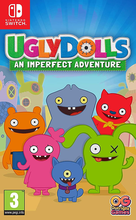 Ugly Dolls: An Imperfect Adventure | Switch