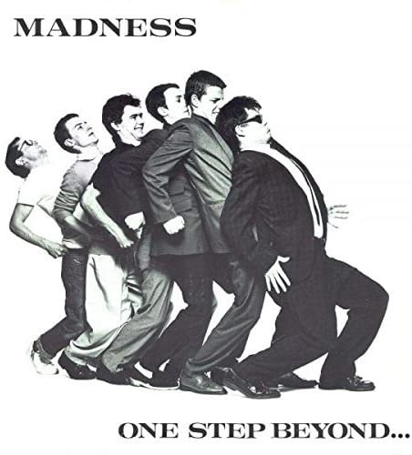 Madness | One Step Beyond | Red Vinyl