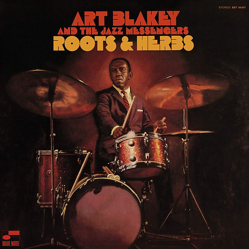 Art Blakey & The Jazz Messengers | Roots & Herbs (Blue Note, 1961)| Tone Poet Se
