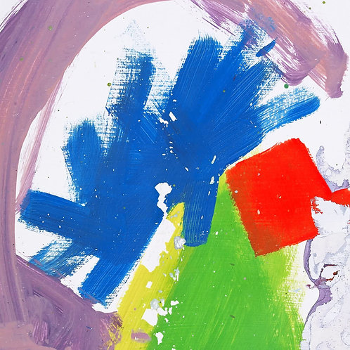 alt-J | This Is All Yours 2LP | Colour-Shuffled Vinyl
