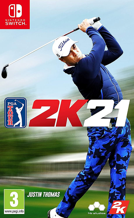 PGA Tour 2K21 | Switch