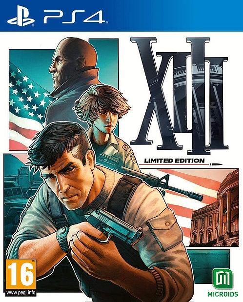 XIII: Limited Edition | PS4