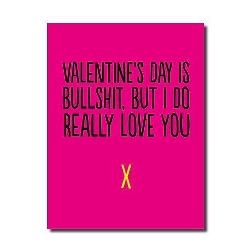 No Val's Day