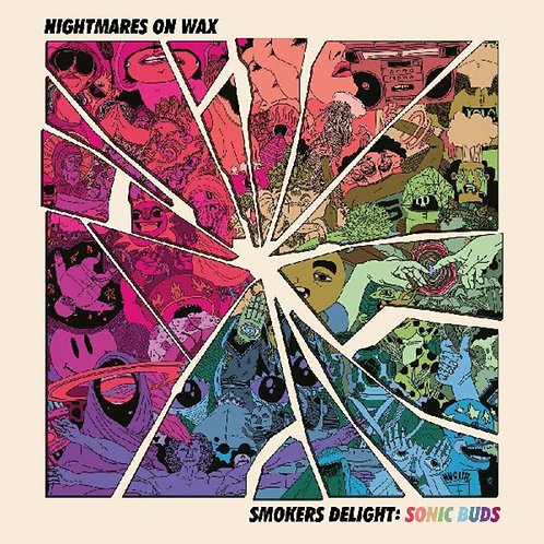 Nightmares On Wax | Smoker's Delight: Sonic Buds