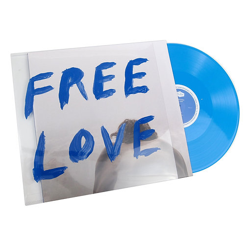 Sylvan Esso | Free Love | Coloured LP