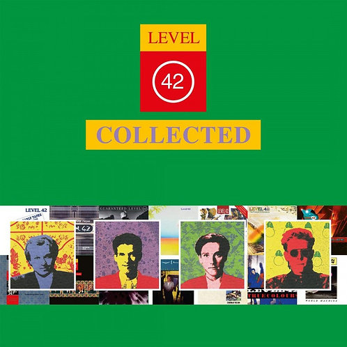 Level 42 | Collected 2LP