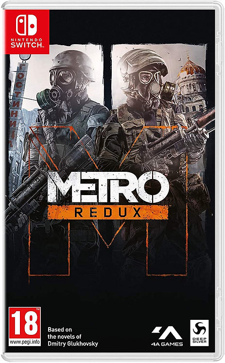 Metro Redux | Switch